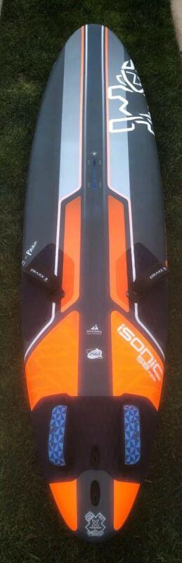 used board windsurfing Starboard Isonic 58 cm Wide 82 Liters 2019