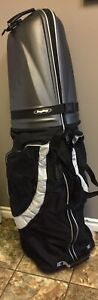 Two Travel Golf Bags
