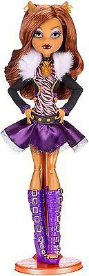 Monster High Original Favorites Clawdeen Wolf Doll