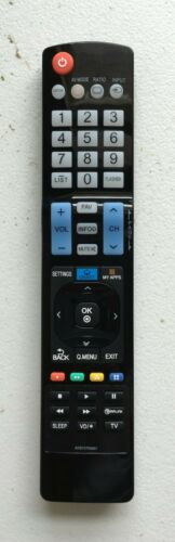 New Usbrmt Akb73756567 Remote Control Sub Akb73615309 For Lg Lcd Led Smart Tv Lg