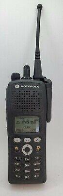 Motorola XTS2500 Model III UHF (380-470 MHz) P25 Digital Astro FPP AES-256