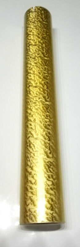"""Gold Leaf Sign Vinyl Plotter Cutter 24"""" x 30 ft"""