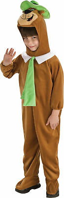 Costume Party Movie Characters (Yogi Bear Toddler/child Costume Movie Animal Cuddly Character Kids Theme)