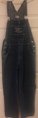 Vintage Overalls & Jumpsuits Vintage B.U.M. Equipment Blue Jean Overalls Authentic Denim Size Medium $29.99 AT vintagedancer.com