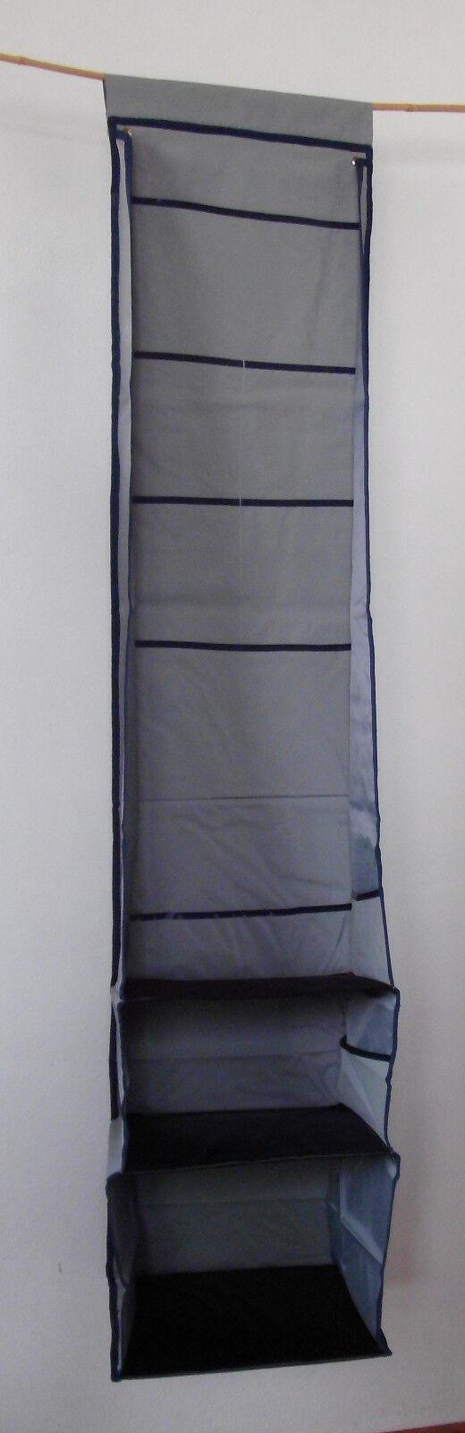 Utensilien Tasche graublau Hängetasche Organizer Vorze… |