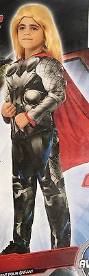 New Boys The Avengers Thor Muscle Chested Child's Boys Small 4-6](Thor Costumes For Girls)