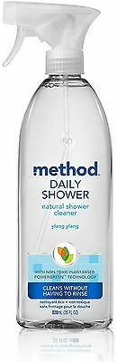(Method Daily Shower Cleaner, Ylang Ylang 28 oz (Pack of 6))