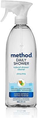 (Method Daily Shower Cleaner, Ylang Ylang 28 oz (Pack of 8))