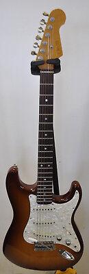 USA Custom Guitars (USACG) 2003 Honeyburst Vt. Satin Stratocaster MINT