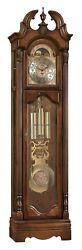 Ridgeway Archdale Grandfather Clock 43% OFF MSRP R2564