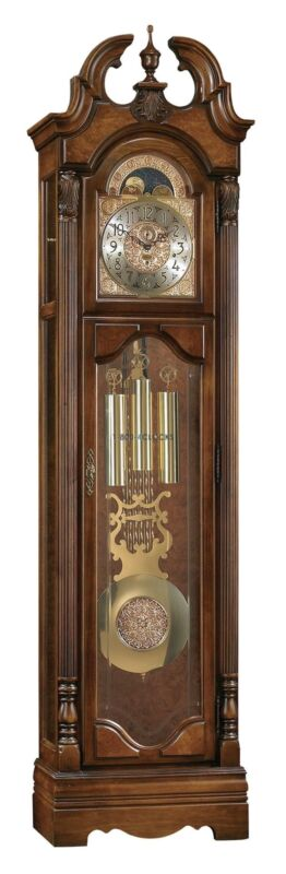 Ridgeway Archdale Grandfather Clock LOW COST GUARANTY R2564
