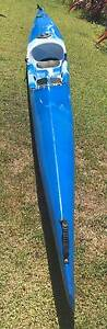 Spirit PRS 570 surf ski / kayak with paddle and life vest Dalyellup Capel Area Preview