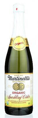 Organic Sparkling Apple - Organic Cider Sparkling (12 - 25.4 FZ)