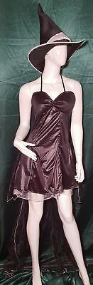 Kostüm Sexy Hexe  weiblich von Atosa Größe 38/40 ()