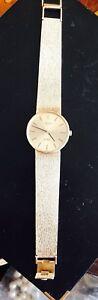 14kt real gold Rolex men's watch with appraisal