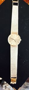 14kt solid gold Rolex men's watch with appraisal