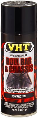 VHT SP670 Gloss Black Roll Bar and Chassis Paint Can - 11 oz. New