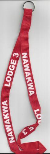 Nawakwa Lodge 3 - Lanyard