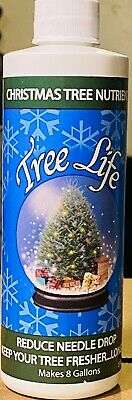 New Tree Life Christmas Tree Nutrient NEW Winter Season Rare