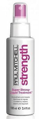 Paul Mitchell Super Strong Liquid Treatment, 3.4 oz