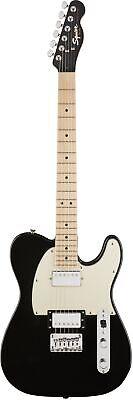 Fender Squier Contemporary Telecaster HH - Black Metallic
