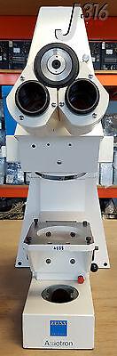 4888 Carl Zeiss Axiotron Microscope G705875 45 28 11-9901