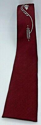 1960s – 70s Men's Ties | Skinny Ties, Slim Ties Vintage Haband 1960s Tie Sheen Gabaroine 5th Ave 100% Italian Silk Hard_8s_Magic $13.99 AT vintagedancer.com