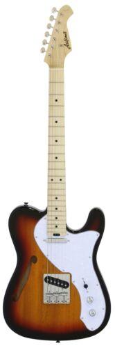 Aria Pro 11 615TL  Electric Guitar, 3 Tone Sunburst