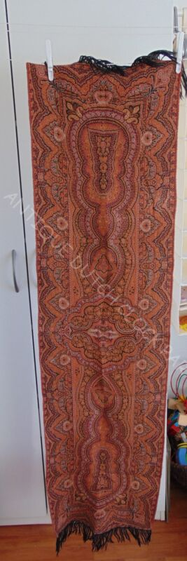 ANTIQUE PAISLEY STYLE TABLE RUNNER