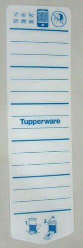 Bottom Sheet Only for Tupperware Snack Cookie Press Gnocchi White Blue FREE S/H