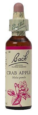 Bach Fleurs Crab Apple 20ml. BBE