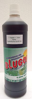 1000ml Hydrokulturen Hydrodünger Blugol Flüssig Hydrokultur