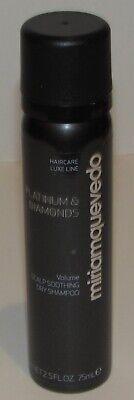 Miriam Quevedo Platinum & Diamonds Dry Shampoo 2.5 Oz 75 mL DELUXE Travel Size