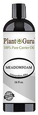 Meadowfoam Seed (Meadowfoam Seed Oil 16 oz. Cold Pressed 100% Pure Natural Organic Refined )