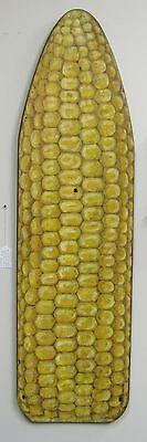 Vintage Folk Art Painted Corn Roadside Stand Trade Sign