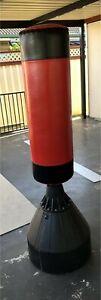 Free standing punching bag