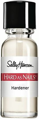 Sally Hansen Nail Hardener - Sally Hansen Hard as Nails, Hardener Clear 0.45 oz