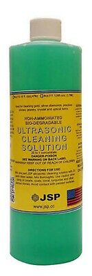Jewelry Dental Cleaner Ultrasonic Cleaning Solution Concentrate No Ammonia