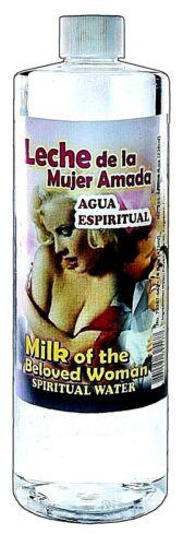 MILK OF THE BELOVED WOMAN-LECHE DE LA MUJER AMADA ESPIRITUAL WATER 16 OZ