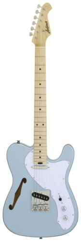 Aria Pro 11 615TL  Electric Guitar, Mystic Ice Blue