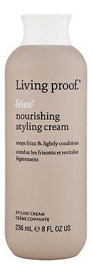 Living Proof No Frizz Nourishing Styling Cream 8 oz. Hair St