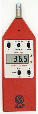 Quest 2400 Digital Sound Level Meter