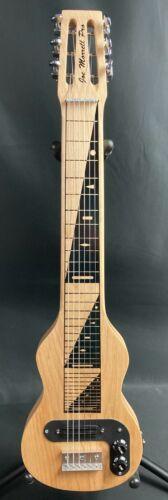 Morrell USA PRO 6 6-String Lap Steel Guitar Gloss Natural