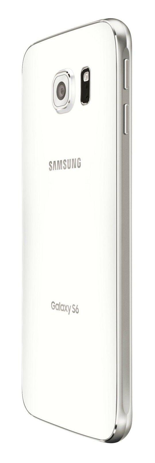 Samsung Galaxy S6 SM-G920T - 64GB - White Pearl (T-Mobile) Smartphone
