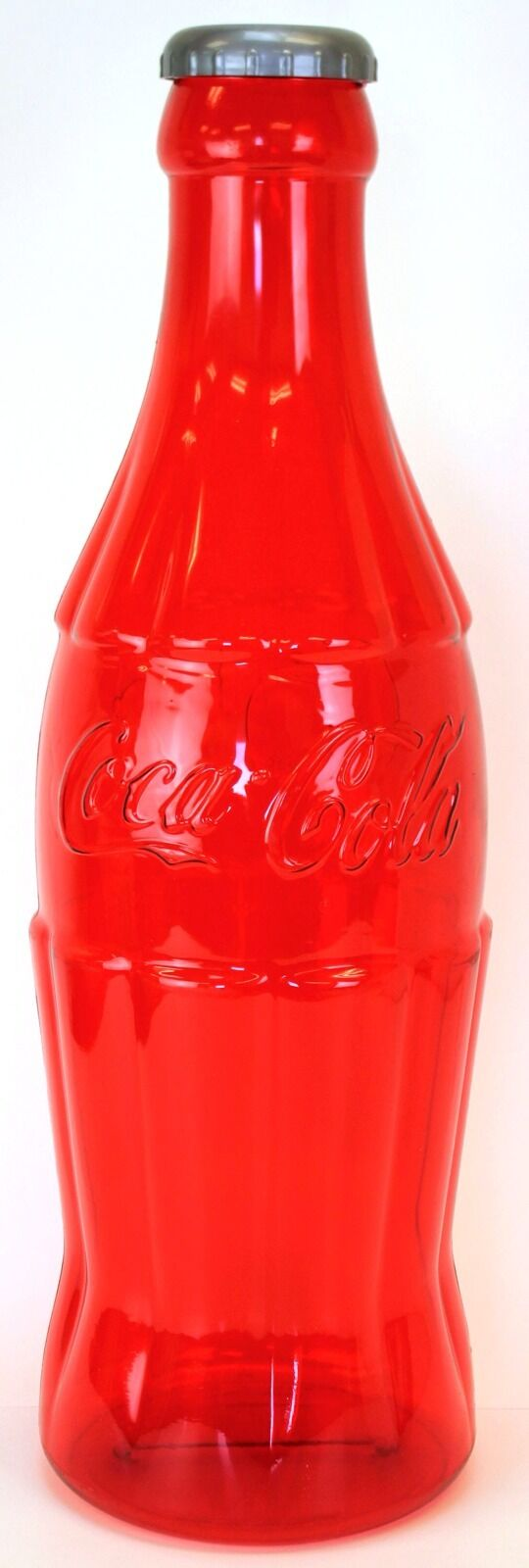 HUGE 23 Inch Licensed Coke Coca Cola Bottle Bank Great Gifts NEW Fast Ship!