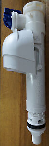 Geberit Fors Toilet Cistern Bottom Entry Inlet Valve Replaces Caroma Fluidmaster