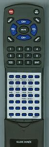 Replacement Remote for  Nakamichi NK6