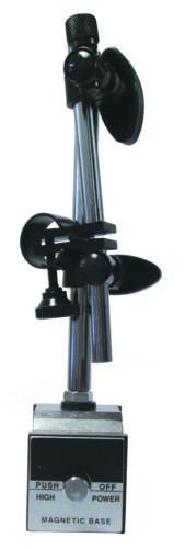 Magnetic Base Indicator Holder with Push Button Type - Fine Adjustment
