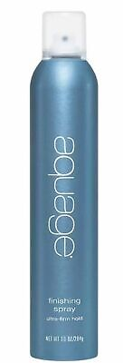 Aquage Finishing Ultra Firm Hold Spray 10 oz New 10 Ounce Finishing Spray