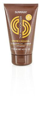 Sunmaxx Creme Caramel mit Bronzer Tanning Lotion Solariumkosmetik,